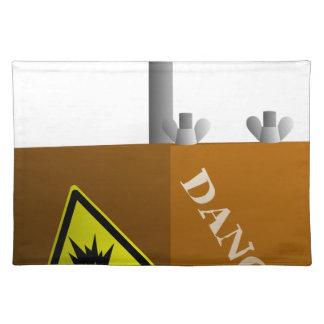 Detonator Box Placemat