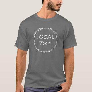 Detrimental Robots Union T-Shirt