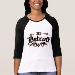 Detroit 313 shirts