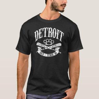 DETROIT 313 - The D T-Shirt