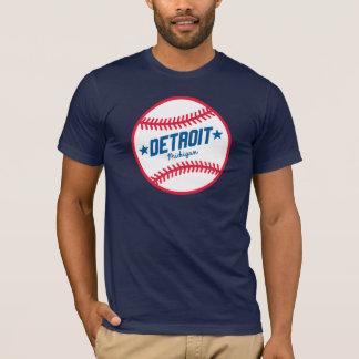 Detroit Baseball T-Shirt