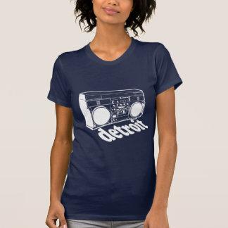 Detroit Boombox T-Shirt