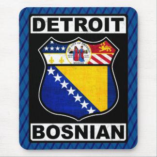 Detroit Bosnian American Mousemat