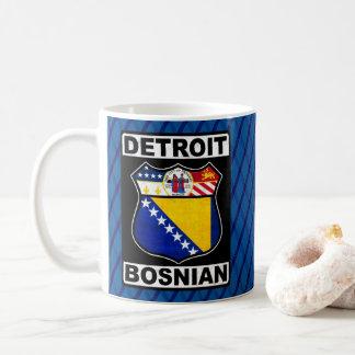 Detroit Bosnian American Mug
