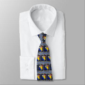 Detroit Bosnian American Tie