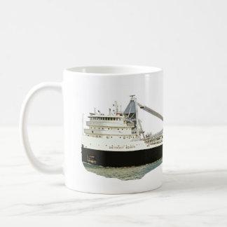 Detroit Edison mug