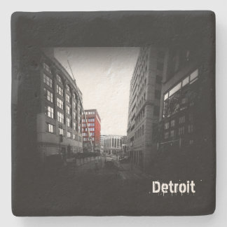 Detroit - Elliot and Rayls buildings transformed Stone Coaster