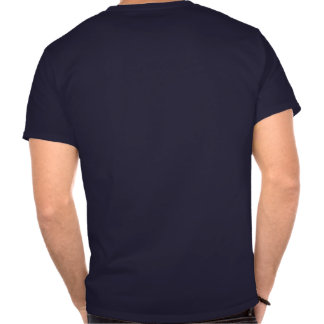 Detroit Grease Gothic Navy Tee