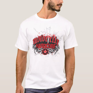 Detroit Hardcore t-shirt