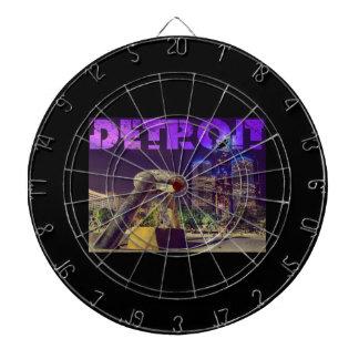 Detroit Hart Plaza Dart Boards