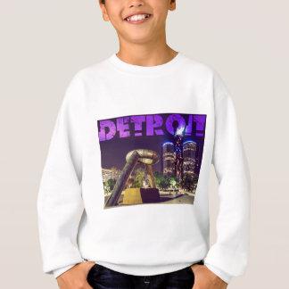 Detroit Hart Plaza Sweatshirt