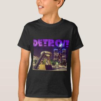 Detroit Hart Plaza T-Shirt