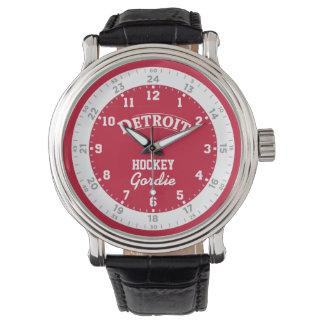 Detroit Hockey 24 Hour Watch