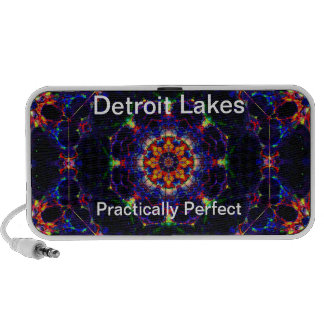Detroit Lakes MN - Practically Perfect #5 Mini Speakers