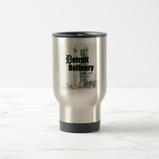 Detroit Refinery Est. 1930 - travel mug