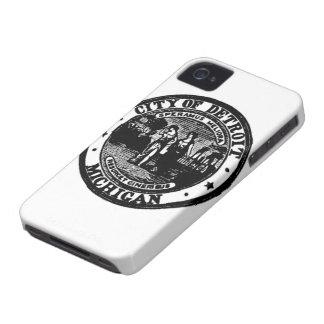 Detroit Seal Case-Mate iPhone 4 Case