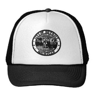 Detroit Seal Hats