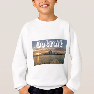 Detroit Skyline Sweatshirt