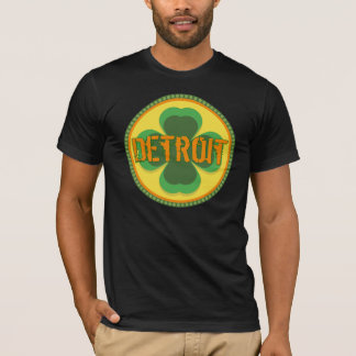 Detroit St. Patrick's Day T-Shirt