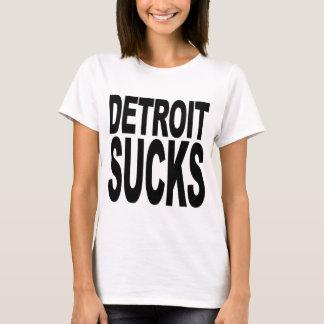Detroit Sucks T-Shirt