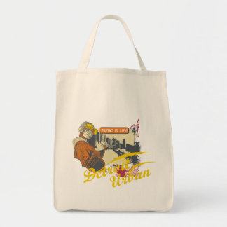 Detroit Urban T-shirts and Gifts Bag