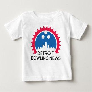 DetroitBowlingNews.com Baby T-Shirt