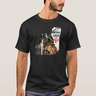 Deus vult, first crusade T-Shirt