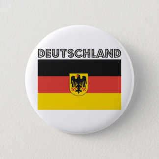 Deutsch German Products & Designs! 6 Cm Round Badge