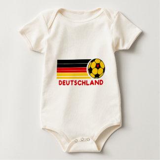 Deutschland Baby Shirt