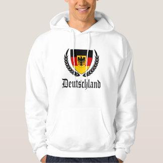 Deutschland Crest Hoodie