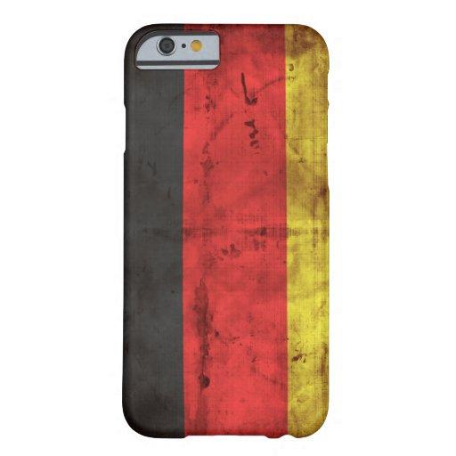 Deutschland Flagge iPhone 6 Case
