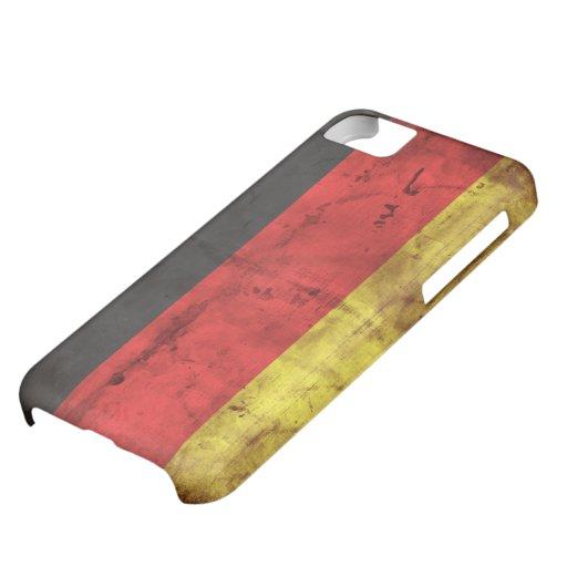 Deutschland Flagge iPhone 5C Cases