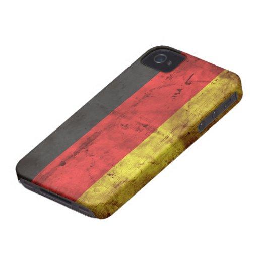 Deutschland Flagge Blackberry Bold Cases