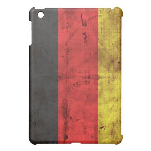 Deutschland Flagge iPad Mini Covers