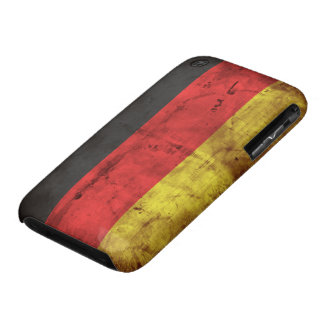 Deutschland Flagge iPhone 3 Covers