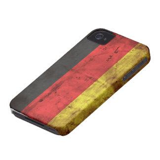 Deutschland Flagge iPhone 4 Case-Mate Case