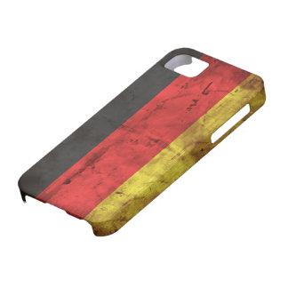 Deutschland Flagge iPhone 5 Cover
