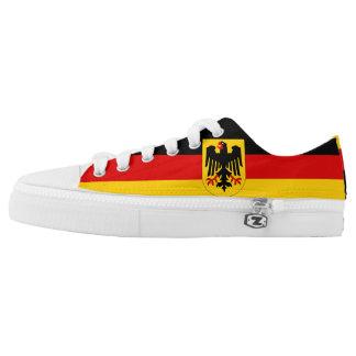 Deutschland Flagge Low Tops