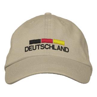 Deutschland Fussball Embroidered Cap Embroidered Baseball Cap