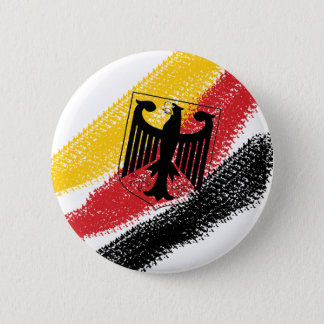 Deutschland Fussball Soccer Eagle Button