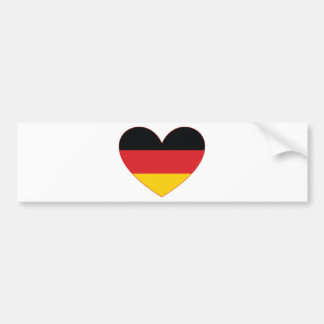 Deutschland / Germany Bumper Sticker