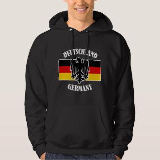 DEUTSCHLAND GERMANY OKTOBERFEST DRUNK BEER HOODIE