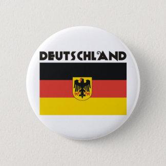 Deutschland Germany Products & Designs! 6 Cm Round Badge