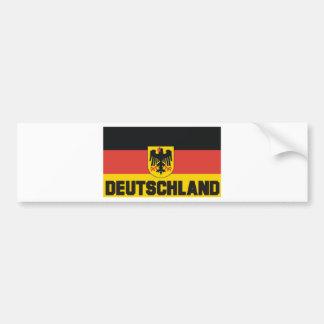 Deutschland Germany Products & Designs! Bumper Stickers