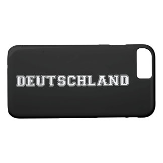 Deutschland iPhone 8/7 Case