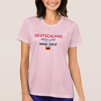 Deutschland Mine Land Mein Seel Shirt