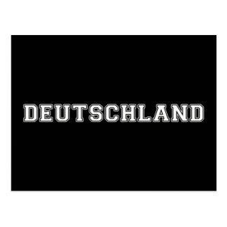 Deutschland Postcard