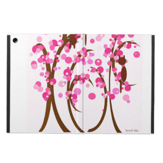 Deux Chats among the Cherry Blossom Trees iPad Air Cover