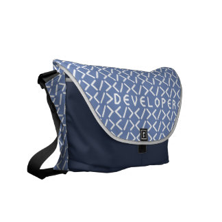 Developer / Medium Rickshaw Messenger Bag