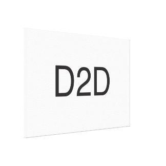 developer to developer ai gallery wrap canvas